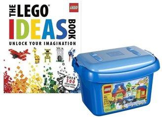 Lego DK CHILDREN The Ideas Book + Brick Box