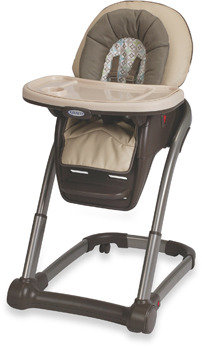 Graco Blossom™ 4-in-1 High Chair Seating System - Astoria