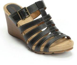 Eddie Bauer island wedge sandals - women