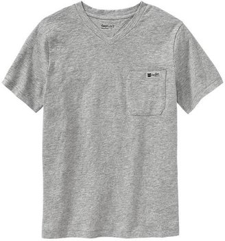 Gap V-neck pocket T