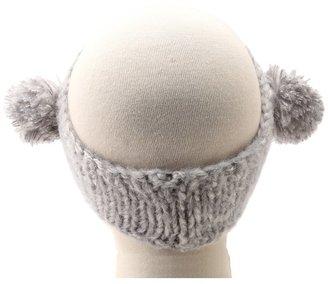 San Diego Hat Company Kids KNK3246 Sleeping Owl Pom Headband Hat (Little Kids)