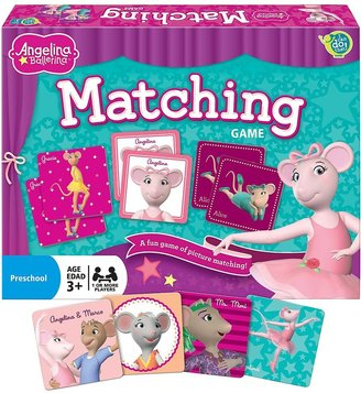 Angelina Ballerina Wonder Forge I Can Do That! Games Matching