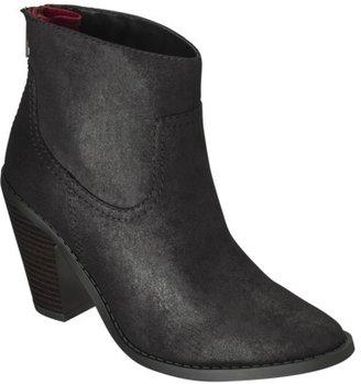 Mossimo Women's Kodi Ankle Boot - Black