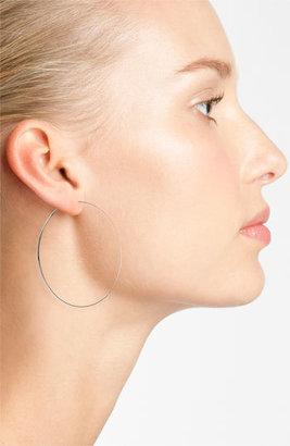 Lana Women's 'Large Flat Magic' Hoop Earrings