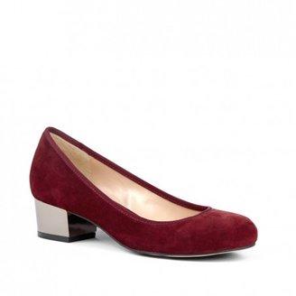 Sole Society Jocelyn block heel pump