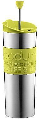 Bodum 15-oz. Stainless Steel Travel Press Mug