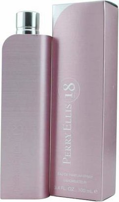 Perry Ellis 18 By Perry Ellis For Women, Eau De Parfum Spray, 3.4-Ounce Bottle $28.74 thestylecure.com
