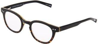 Eyebobs Waylaid Readers (Black Demi) - Eyewear