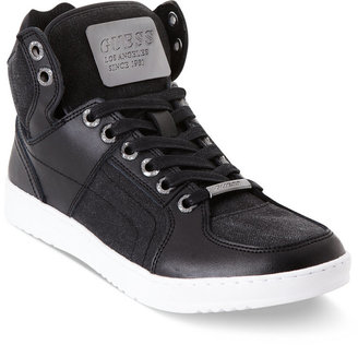 GUESS Trippy High Top Sneakers