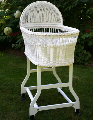 Lulla Smith Organic Sorrento Bassinet