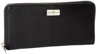 Cole Haan Village Travel Zip B41501 Wallet,Black,One Size