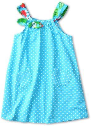 Le Top Island Dreams Dot Beach Dress (Caribbean) - Apparel