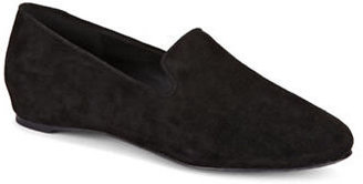 Eileen Fisher Simple Suede Flats