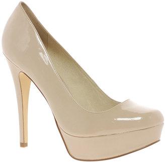 Aldo Prue Platform Nude Court Shoes