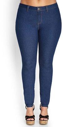 Forever 21 FOREVER 21+ Classic Skinny Jeans (Regular)