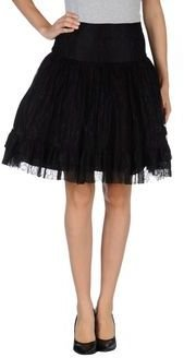 ALICE by Temperley Knee length skirts