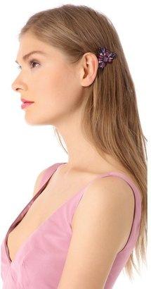 Dannijo Rose Hair Clip