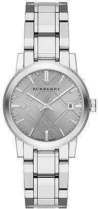 Burberry Ladies' Stainless Steel Bracelet Watch