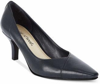 Easy Street Shoes Chiffon Pumps Women Shoes