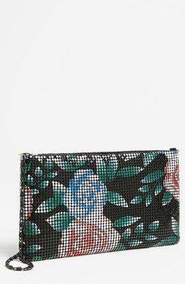 Magid Floral Print Crossbody Bag