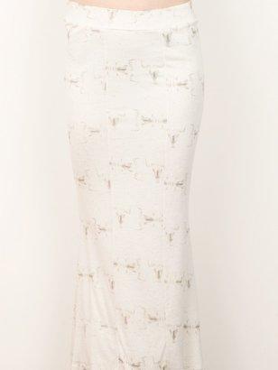 Torn By Ronny Kobo Kendall Skirt