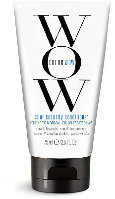 Ulta Color Wow Travel Size Color Security Conditioner - For Fine to Normal Color-Treated Hair