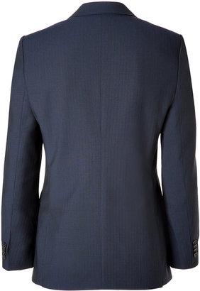 HUGO Navy Virgin Wool Amaro/Heise Blazer