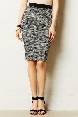 Bailey 44 Heathered Pencil Skirt