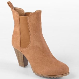 Journee Collection Balboa Ankle Booties - Women