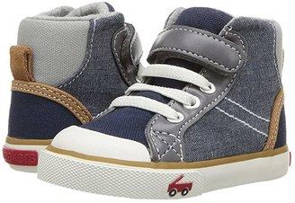 See Kai Run Kids Dane (Toddler/Little Kid) (Chambray Multi) Boy's Shoes