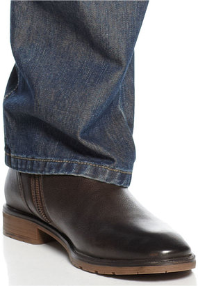 INC International Concepts Big & Tall Jeans, Heath Jeans Low Rise Boot Cut