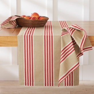Williams-Sonoma Vintage Stripe Table Runner