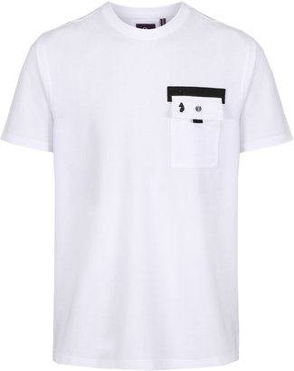 Luke 1977 King Mcginn T-shirt White
