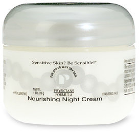Physicians Formula Nourishing Night Cream, For Dry to Very Dry Skin