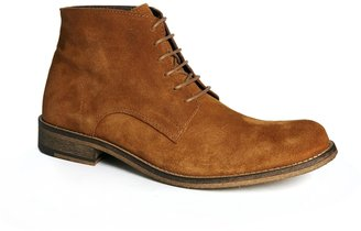 Selected Hunt Suede Boots
