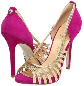 Ivanka Trump Claudine (Majestic Purple/Modern Gold) - Footwear