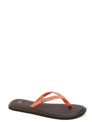 Sanuk 'Yoga Spree 2' Flip Flop (Women)