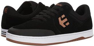 Etnies Marana (Black/Tan) Men's Skate Shoes