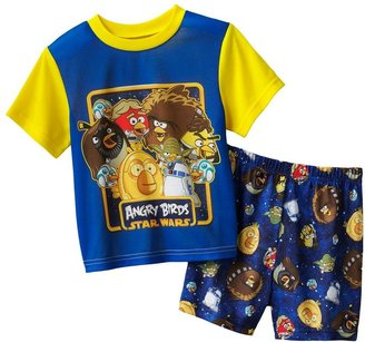 Star Wars Angry birds pajama set - toddler