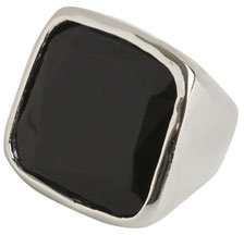 Arden B Square Stone Cocktail Ring