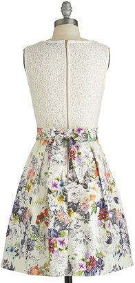 Closet Make the Rounds Dress in Country Bouquet