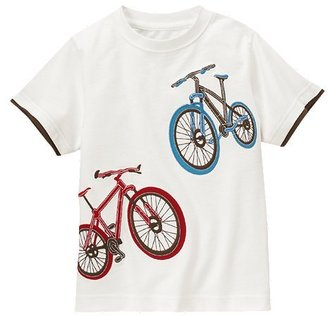Gymboree Two Bikes Tee