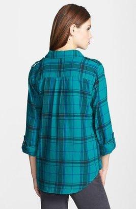 C&C California Plaid Flannel Shirt