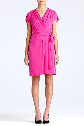 Gardenia Mateo Wrap Dress In