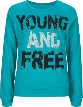Full Tilt Young & Free Girls Tee