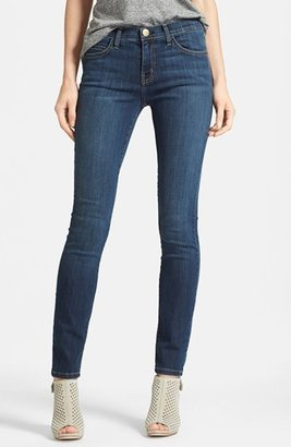 Women's Current/elliott 'The Ankle' Skinny Jeans $178 thestylecure.com