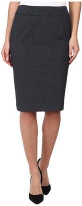 Calvin Klein Straight Pencil Skirt