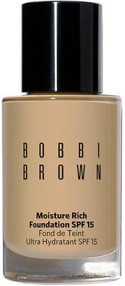 Bobbi Brown Women's Moisture Rich Foundation SPF 15