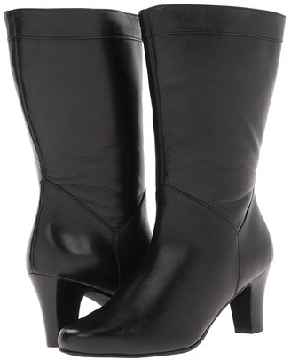 Fitzwell Duchess Extra Wide Calf Women's Dress Zip Boots
