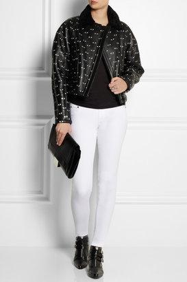 Rag and Bone Rag & bone Stretch cotton-blend leggings-style jeans